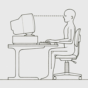 Correct Sitting Posture How To Sit Properly To Reduce